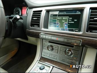 Prodám Jaguar XF 4,2 4.2i V8 218 KW PRAVIDELNÝ