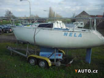 Prodám Vlastní výroba Pro speciální přepravu lodí + Plachetnice Sasanka jmenem N