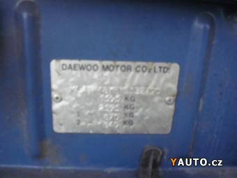 Prodám Daewoo Lanos 1.5 63 Kw 2. Majitel