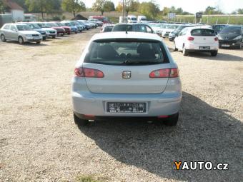 Prodám Seat Ibiza 1.4 16V 74 Kw