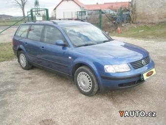 Prodám Volkswagen Passat B5 1.9Tdi 81kw