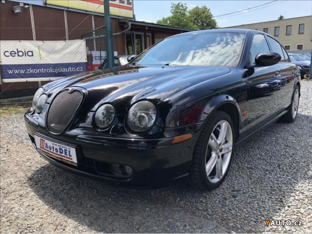 Prodám Jaguar S-Type 4,2 i V8 R 400HP Serviska, TOP