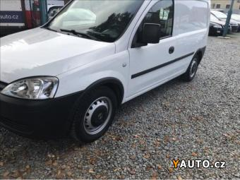 Prodám Opel Combo 1,3 CDTi Serviska, Klima, Tažné