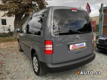 Prodám Volkswagen Caddy 1,6 REZERVACE TDi 75kW LIFE S