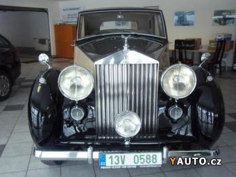 Prodám Rolls Royce Wraith Silver
