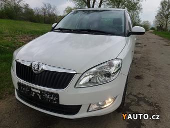 Prodám Škoda Fabia Combi 1.2 TSI Elegance