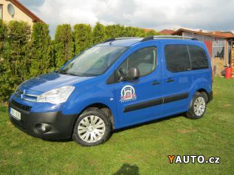Prodám Citroën Berlingo 1, 6 HDI 66kW multispace