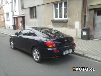 Prodám Hyundai Coupé 2.0i GLS TOP STAV, PLNÁ VÝBAV