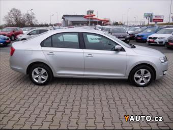 Prodám Škoda Rapid 1,2 TSI STYLE