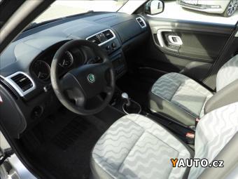 Prodám Škoda Fabia 1,2 HTP AMBIENTE PLUS
