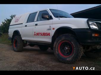 Prodám Mitsubishi L200 2, 5TD