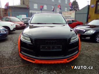 Prodám Audi Q7 3, 0TDI Quattro ABT Motorsp