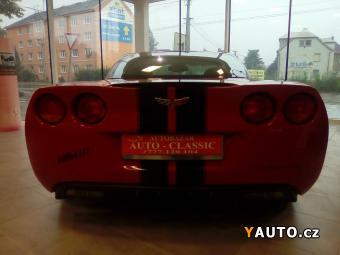 Prodám Chevrolet Corvette 6, 0 V8 TARGA 300kw