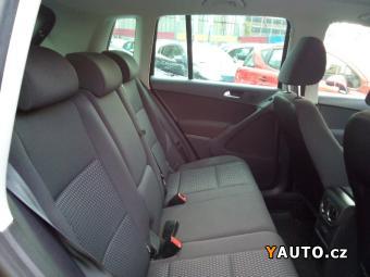 Prodám Volkswagen Tiguan 2,  0TDI 4Motion SPORT ČR
