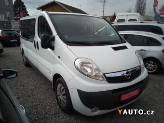 Prodám Opel Vivaro 2,  0CDTi 9-Míst MINIBUS