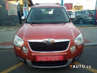 Prodám Škoda Yeti 2, 0TDI 4X4 FRESH ČR