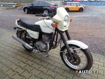 Prodám Jawa 350/639 POLICEJNÍ VERZE 1991