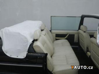 Prodám Tatra T613 S 3.5L V8 KABRIOLET