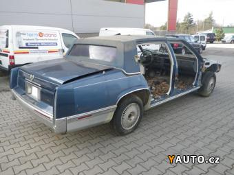 Prodám Cadillac De Ville 4,9 i