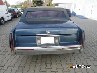 Prodám Cadillac DeVille 4,9 L, Sedan
