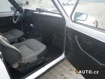 Prodám Lada Niva 1.7 i 4x4, LPG