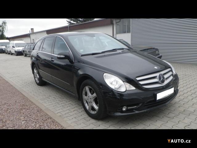 Prodám Mercedes-Benz Třídy R R 320 CDI, L, 4-Matic