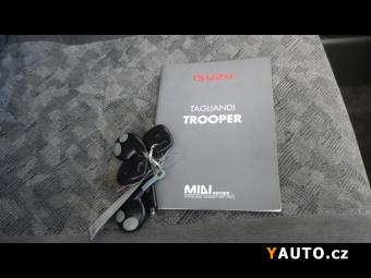 Prodám Isuzu Trooper 3.0 D