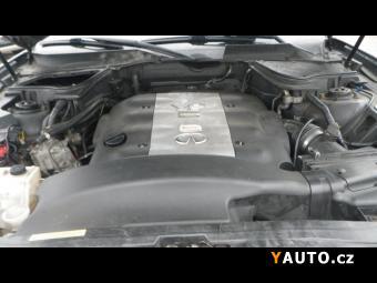 Prodám Infiniti FX45 LPG