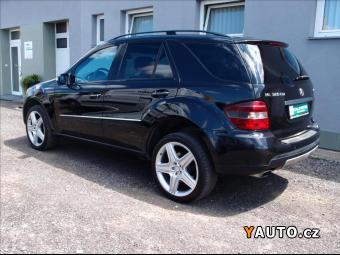 Prodám Mercedes-Benz Třídy M 3,0 ML 320CDI, 4MATIC, xenon, nav