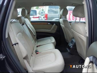 Prodám Audi Q7 3,0 TDi Quattro, kůže, Bi-xenon