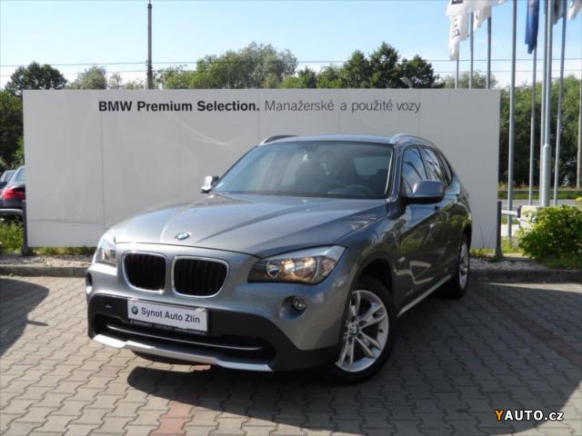 Prodám BMW X1 2,0 XDrive 18D automat