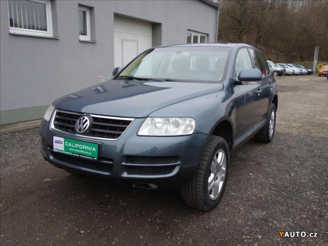 Prodám Volkswagen Touareg 3,2 i V6, Automat, Navi, 4x4