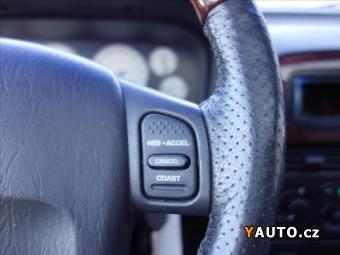 Prodám Jeep Grand Cherokee 2,7 CRDI, Overland, kůže, automat