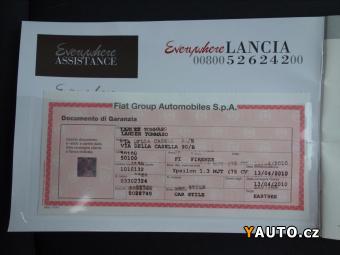 Prodám Lancia Y 1,2 JTD, 55kW, klima, serviska