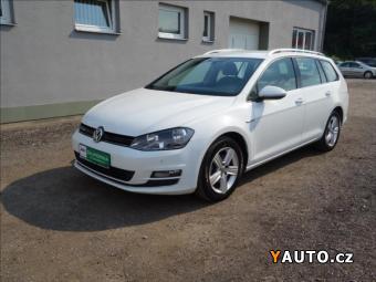 Prodám Volkswagen Golf 1,4 TGI CNG, DSG, Navi, serviska