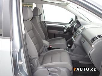 Prodám Volkswagen Touran 1,9 TDI DSG, 7míst, aut. klima