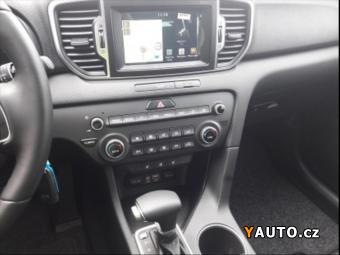 Prodám Kia Sportage 1,6 T-GDi 16 V STYLE 2018 7DCT