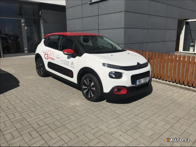 Prodám Citroën C3 1,2 Pure Tech SHINE
