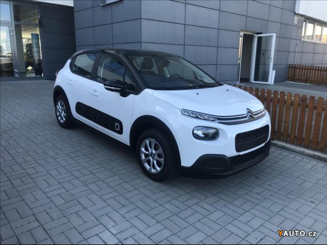 Prodám Citroën C3 1,2 Pure Tech Feel