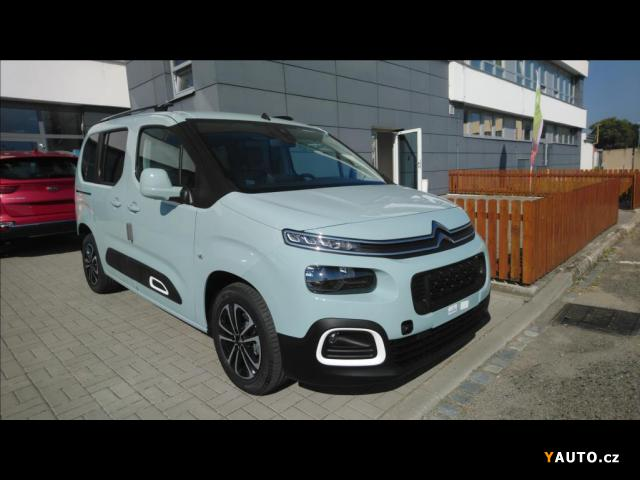 Prodám Citroën Berlingo 1,2 Pure Tech Feel