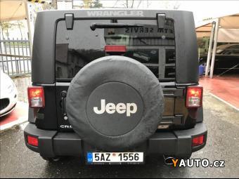 Prodám Jeep Wrangler 2,8 CRD, UNLIMITED SPORT