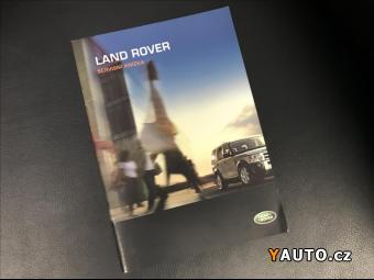 Prodám Land Rover Discovery 2,7 TDV6 HSE, 1. maj ČR nové
