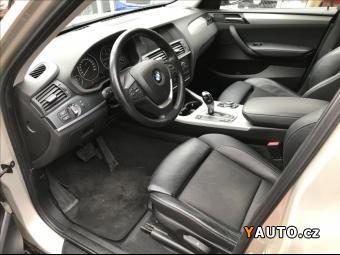 Prodám BMW X3 2,0 D XDRIVE 8°AUT. ČR NOVÉ