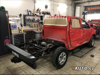 Prodám Toyota Hilux 2,5 D, DOUBLECAB, 1. MAJIL ČR