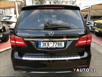 Prodám Mercedes-Benz GL 3,0 GLS 350 d 4Matic ISP - ser