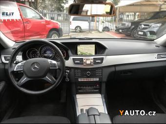 Prodám Mercedes-Benz Třídy E 2,1 E 250 BLUETEC 4MATIC, AT, NA