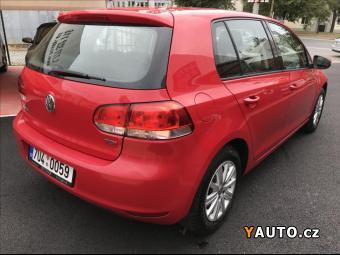 Prodám Volkswagen Golf 1,6 TDI, TREND LINE, 1. m. Čr nové