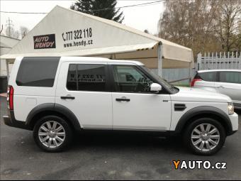 Prodám Land Rover Discovery 3,0 TDV6 S ČR nové, po servisu
