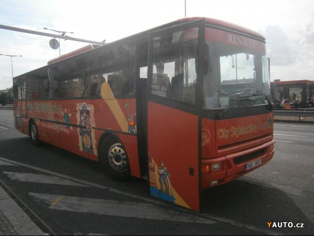 Prodám Karosa 936 - RENAULT