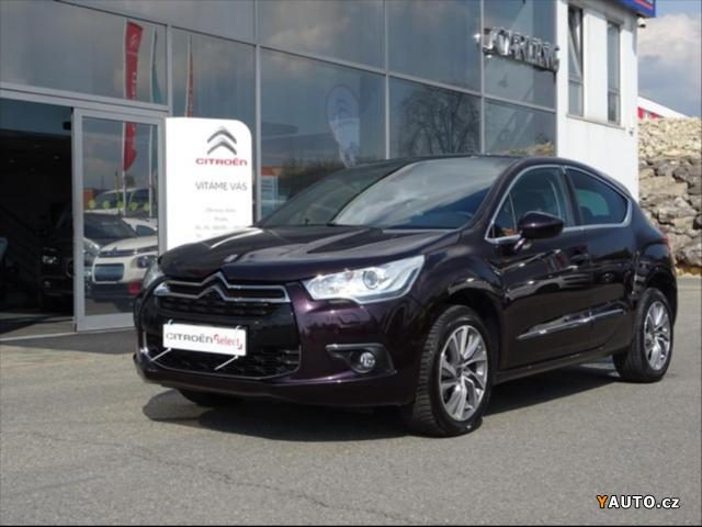 Prodám DS Automobiles DS4 1,6 BHDi So Chic